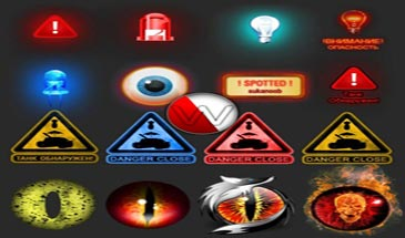 Стильные лампочки 6 чувства для World of Tanks 0.9.14