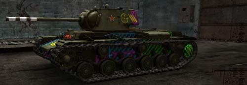 И так сегодня мы поговорим о схеме бронирования советского тяжелого танка КВ-1.  Отличный танк для своего уровня.