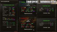 TimeSpent_Minimalistic