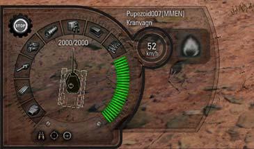 Панели повреждений World of Tanks