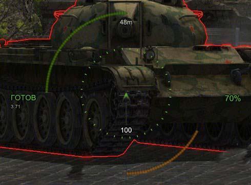 Блог им. Red_Z: Прицелы танковых знаменитостей: