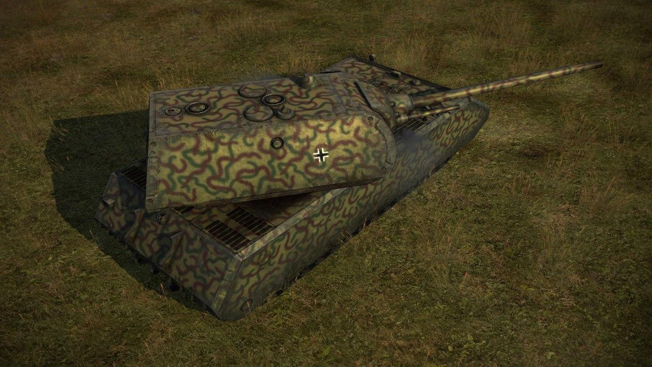 В версии 0.7.2 World Of Tanks будут добавлены новые камуфляжи.